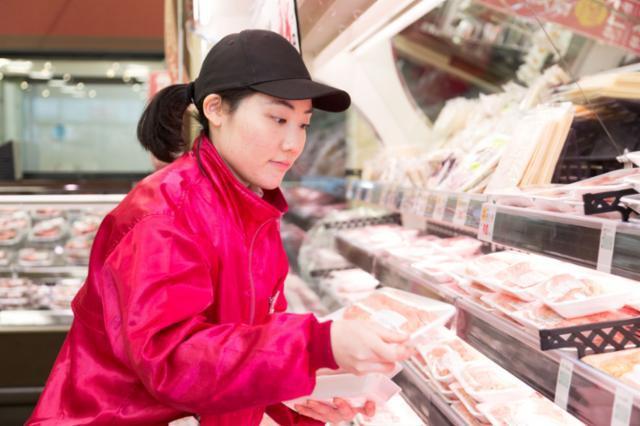 スーパーマーケットバロー押越店の画像・写真