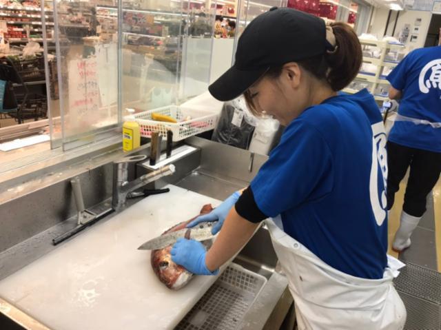 スーパーマーケットバロー松尾店の画像・写真
